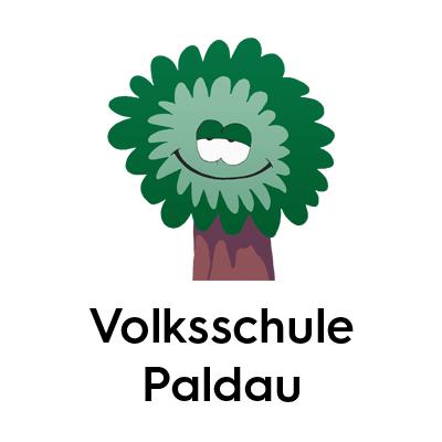 Schullogo Volksschule Paldau